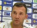Шевченко: После матча с Францией был серьезный разговор с футболистами