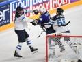 Финляндия - Франция 1:5 Видео шайб и обзор матча