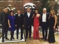 Маркевич встретил Новый год с Ярославским и Саакашвили
