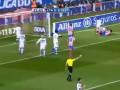 Пять голов Фалькао разбивают Депортиво