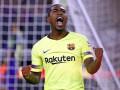Малком забил первый гол за Барселону в ворота Ромы, в которую должен был перейти