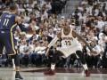 НБА: Кливленд дожал Индиану, Сан-Антонио разгромил Мемфис