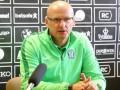 Тренер сборной Литвы: Собираемся взять очки в матче с Португалией и Украиной
