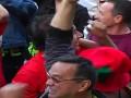 Первая радость. Как португальцы отмечали победу над Данией в фан-зоне Львова