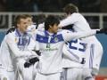 Текстовая трансляция: Динамо уверенно победило Манчестер Сити