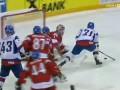 Гражданская война в хоккее. Словакия сокрушает Чехию
