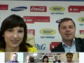 Видеочат с олимпийской чемпионкой Еленой Костевич
