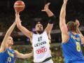 Евробаскет-2015: Литва - Украина - 69:68 Видео обзор матча