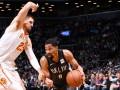 НБА: Лень набрал 4 очка с Бруклином, у Михайлюка на очко больше с Вашингтоном