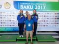 Сборная Украины выиграла три медали чемпионата Европы по стрельбе