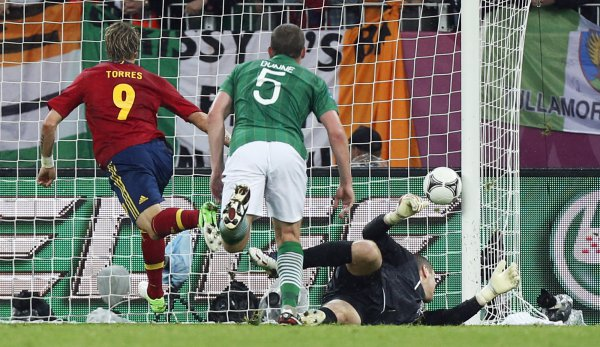 Испания катком прошлась по Ирландии и намерена повторить то же в матче с Хорватией