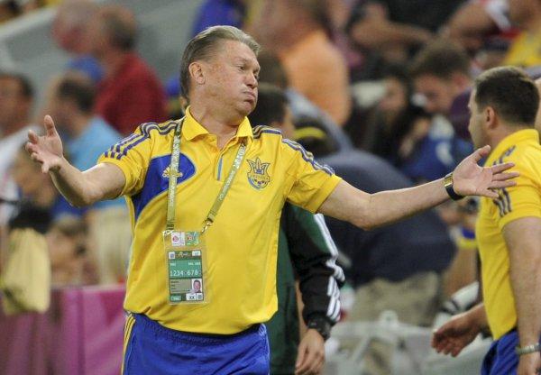 Олег Блохин в тренде
