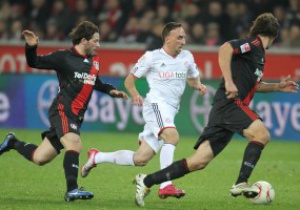 Бундеслига: Бавария добыла шестую победу подряд, Боруссия обыграла Майнц