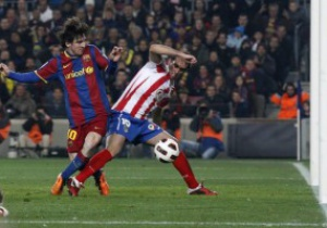 Примера: Барселона разорвала Атлетико, Валенсия уступила Севилье