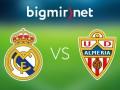 Реал Мадрид - Альмерия 3:0 трансляция матча чемпионата Испании