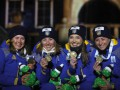 Сборная Украины назвала составы на чемпионат мира по биатлону