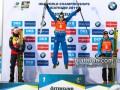 Пидручный выиграл первое мужское золото ЧМ по биатлону в истории Украины