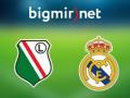 Легия - Реал 3:3 Трансляция матча Лиги чемпионов