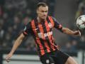 Шевчук может вновь вернуться в профессиональный футбол