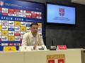 Тренер сборной Сербии: Матч с Украиной будет важным, но не решающим