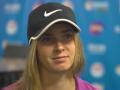 Свитолина: Цель - топ-10 рейтинга WTA