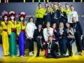 Сборная Украины завоевала золото и бронзу на ЧЕ по художественной гимнастике