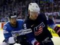 США - Финляндия 3:2 ОТ видео шайб и обзор матча чемпионата мира по хоккею
