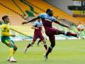 Норвич - Вест Хэм 0:4 видео голов и обзор матча чемпионата Англии