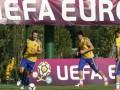 Украина и Англия выйдут на матч с траурными повязками