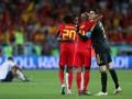 ЧМ-2018: Сборная Бельгии впервые за 82 года сумела выиграть у Англии