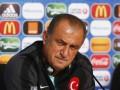 Тренер Турции: Сейчас наша сборная переживает спад
