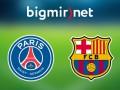 ПСЖ - Барселона 4:0 Трансляция матча 1/8 финала Лиги чемпионов