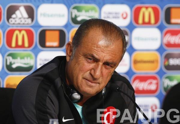 Терим отметил проблемы турецкого футбола