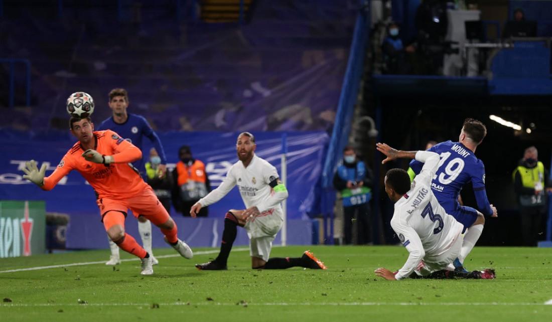 Челси вышел в финал Лиги чемпионов