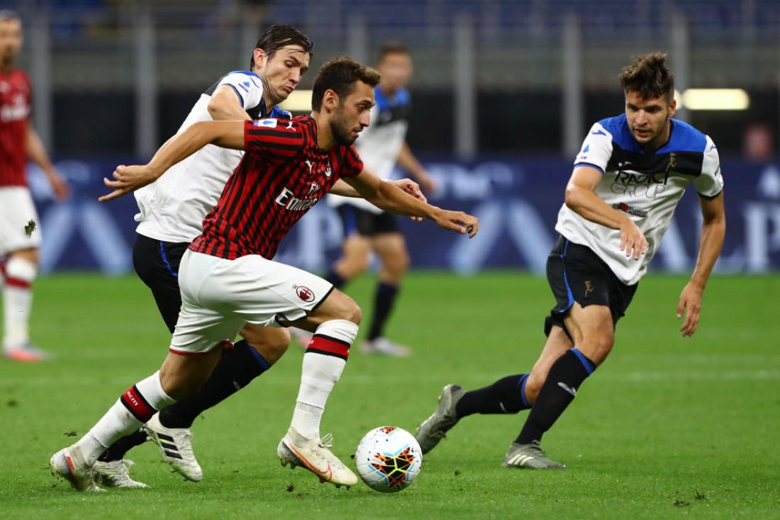 Милан - Аталанта: видео голов и обзор матча