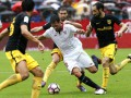 Севилья - Атлетико Мадрид 1:0 Видео гола и обзор матча чемпионата Испании