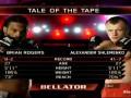 Александр Шлеменко вышел в финал Bellator, отправив в нокаут Брайана Роджерса