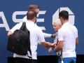 Главный судья US Open: Джокович действительно нанес повреждение рефери