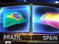 Бразилия – Испания - 3:0. Видео голов матча