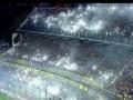 Фанаты устроили невероятное шоу перед матчем в Аргентине