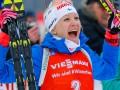 Биатлон: Макарайнен выиграла женскую гонку преследования в Тюмени