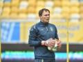 Пятов: Сейчас сборная Украины получает удовольствие от футбола