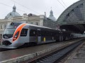 Фотогалерея: Западный экспресс. Поезд Hyundai Rotem во Львове