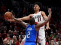 Плей-офф НБА: Портленд разобрался с Оклахомой, Орландо крупно уступил Торонто