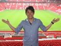 Синдзи Кагава стал игроком Манчестер Юнайтед
