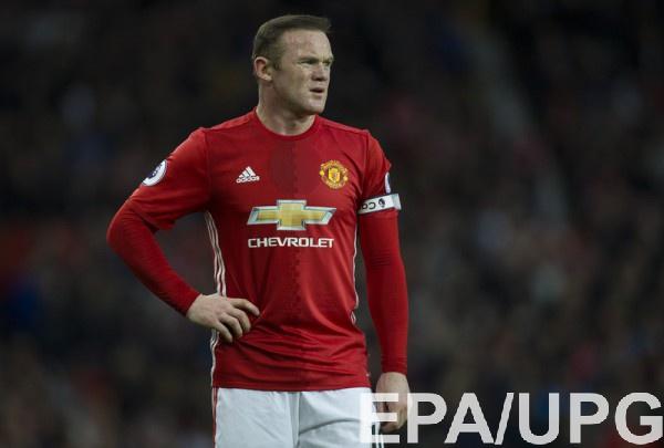 Руни стал новым рекордсменом «Манчестер Юнайтед» почислу забитых голов