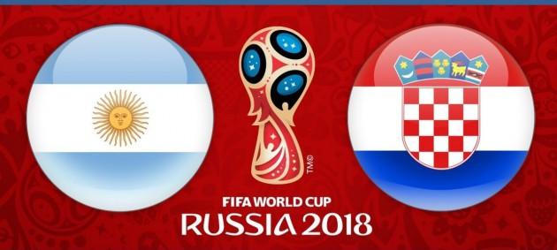Аргентина – Хорватия 0:3 онлайн трансляция матча ЧМ-2018