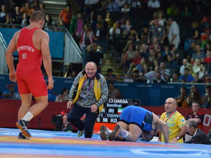 Украина - в финале
