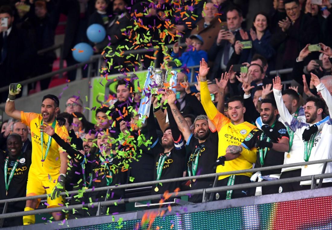 Астон Вилла - Манчестер Сити: видео голов и обзор матча