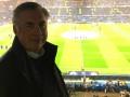 Экс-тренер Челси посетил матч ЛЧ против Барселоны
